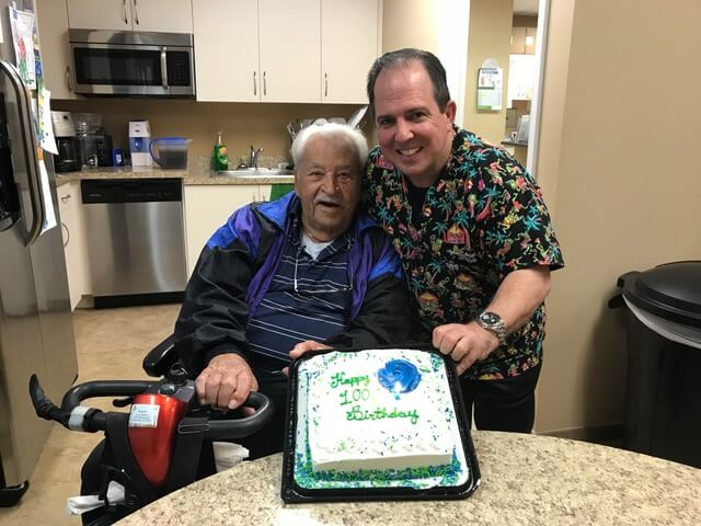 Another Patient turns 100!