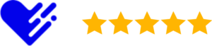 Healthgrade Review Icon and Stars